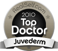 Top Juvederm Doctor 2010
