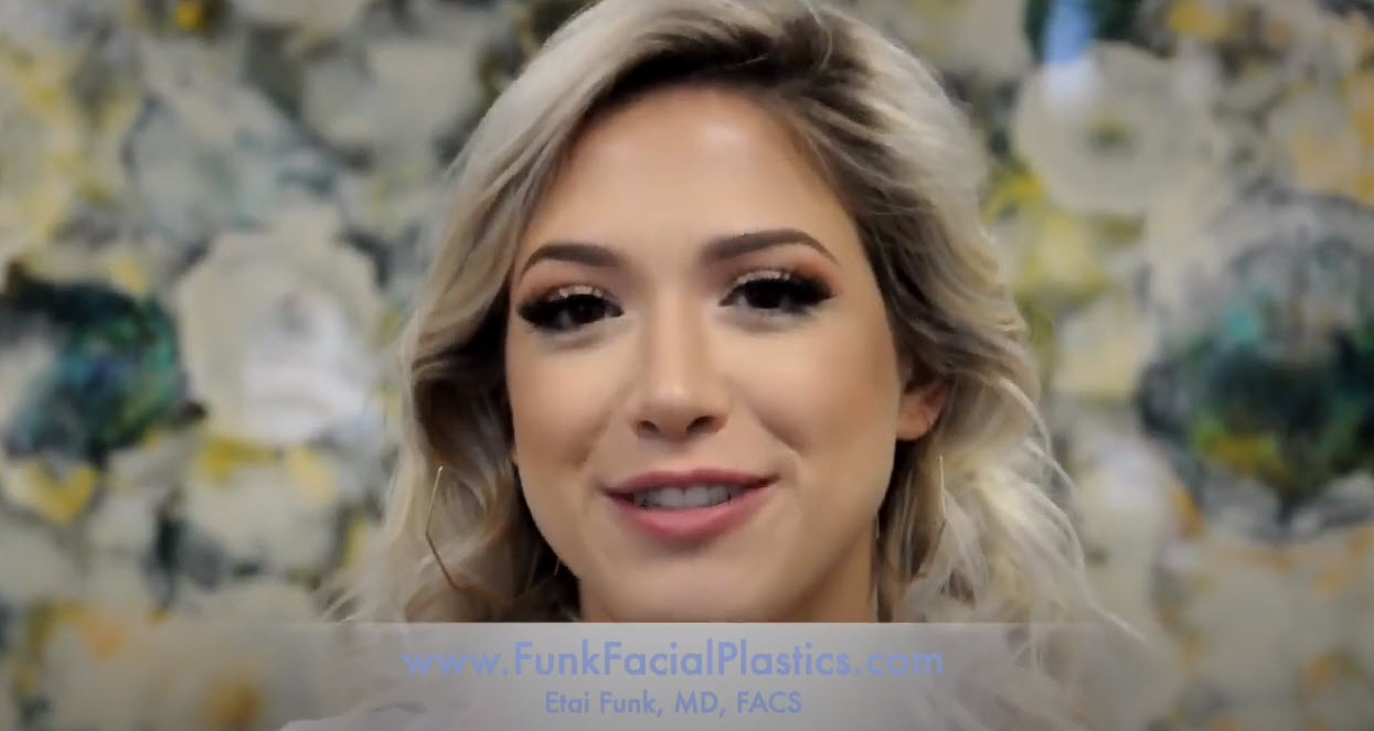 Houston Rhinoplasty Review of Dr. Funk